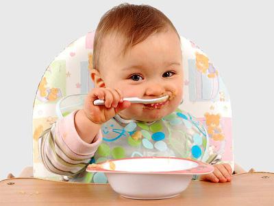 Молочное питание малышей