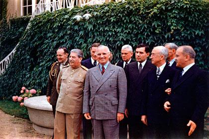 «Доктрина» президентов США на Вашингтонский манер