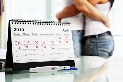 Расчёт календаря планирования беременности