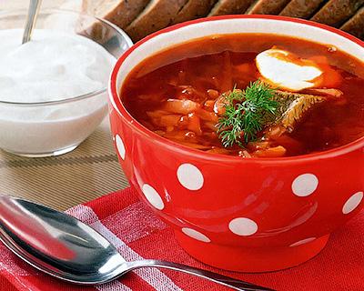 Традиционные блюда украинской кухни