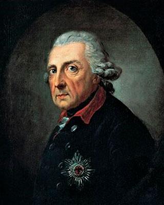 Победные марши старого фрица. Король Пруссии стал изобретателем блицкрига