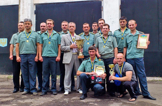 Горноспасатели оперативного взвода 6-го ВГСО - Форум Сириус - Торез