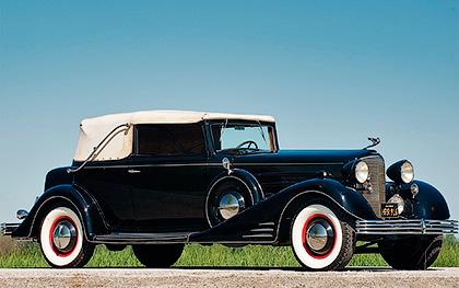 Cadillac V-16 1928 - Модели авто для первых персон - шишковозы - Форум Сириус - торез