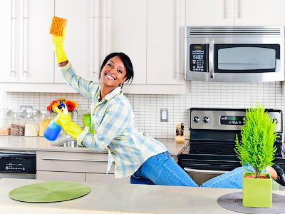 Как делать домашнюю уборку с удовольствием?