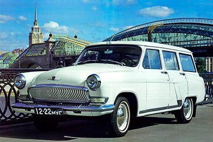 ГАЗ-М22 - Модели авто для первых персон - шишковозы