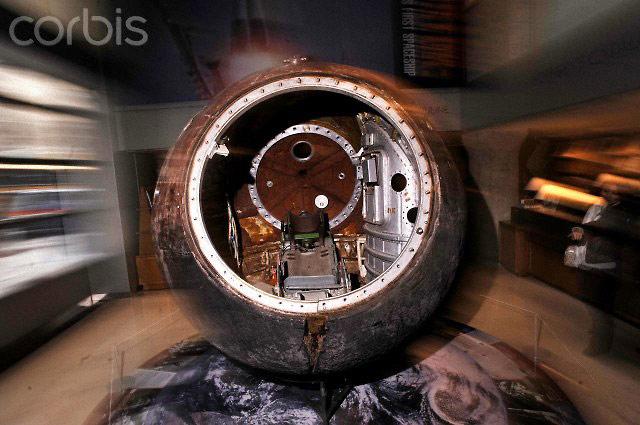 Капсула из космического корабля Восток ЗКА-2 - Будут ли помнить правнуки кто покорил Космос? Поздравления старших цивилизаций с днём космонавтики!
