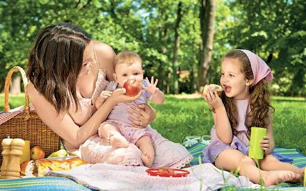 Правила летнего питания