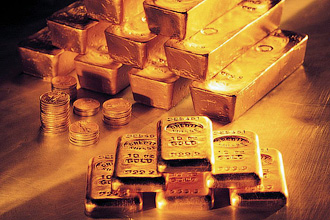 Безумие от жажды золота