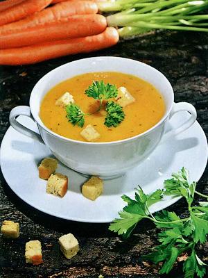 Морковный суп с лимоном - Правильное летнее меню