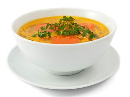 Суп - король обеда