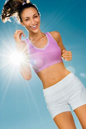Как не испортить здоровье во время пробежки?