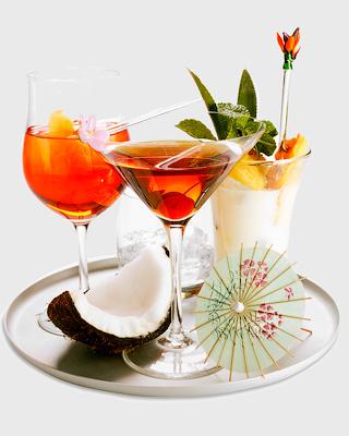 Самые полезные напитки