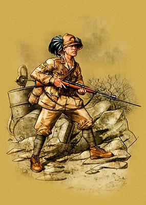 Карабин «каркано» - винтовка с множеством имен