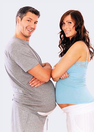 Немножко беременный