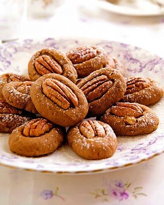 Печенье с пеканом