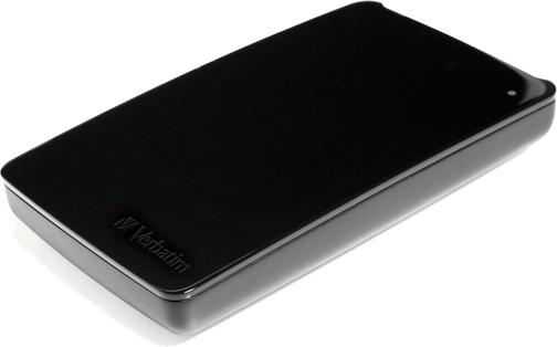 Verbatim Store-n-Go - Несколько современных моделей внешних накопителей (2,5 и 3,5 дюймовых жёстких дисков)