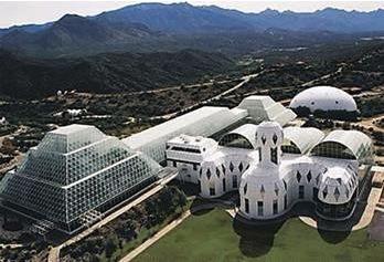 Научный центр Биосфера-2 - Марс на Земле. Эксперимент Марс-500 - Форум Сириус - Торез