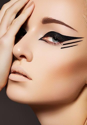 10 ловушек макияжа, которые добавляют нам возраст. Как их избежать - Форум Сириус - Торез