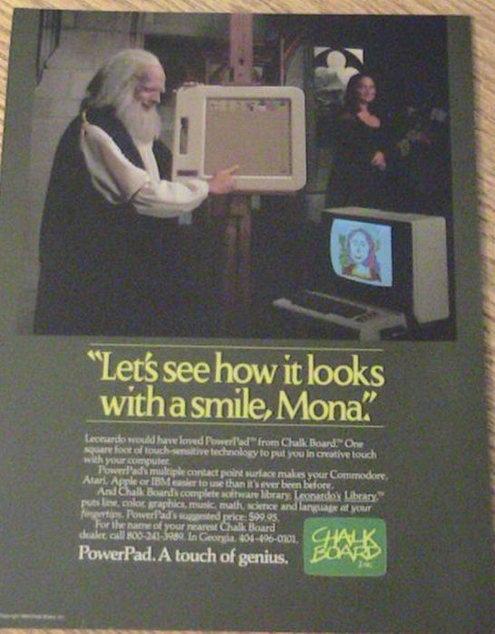 PowerPad старая реклама компьютеров - Форум Сириус - Торез