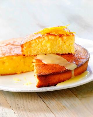 Шифоновый Испанский пирог