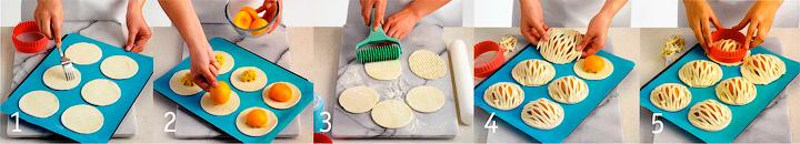 Как приготовить мини-пироги с персиками?