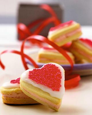 Печенье «Сладкие сердечки»