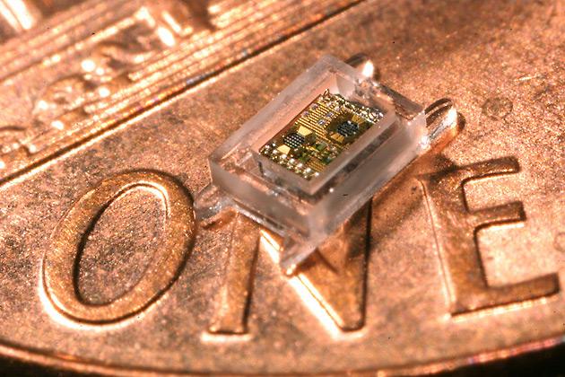 Самый маленький компьютер в мире - Форум Сириус - Торез