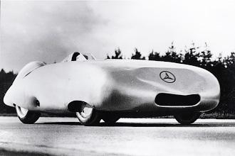Mercedes-Benz W125 - Автомобильные рекорды скорости