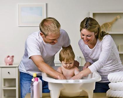 Гигиенические процедуры для малыша - Форум Сириус - Торез