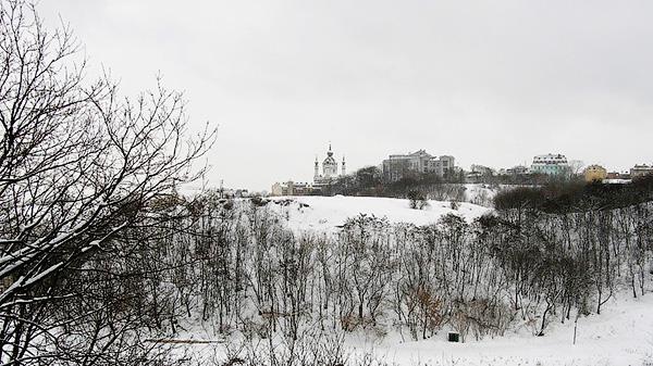 Гора Детинка - Киев стоит на ... кладах? - Форум Сириус - Торез