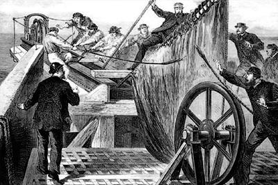 Разрывы кабеля происходили на разных этапах укладки, но работа, как правило, останавливалась ненадолго и вскоре успешно возобновлялась - Связавший континенты. Телеграф на дне океана - Форум Сириус - Торез