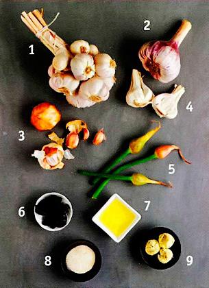 На любой вкус - Чеснок - где растёт и как его готовят?