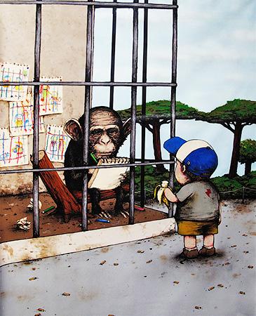 Произошел ли род человеческий от обезьяны? - Форум Сириус - Торез