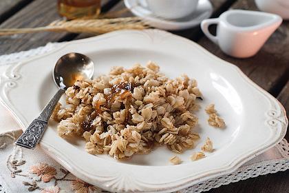 Овсянка - полезная каша на завтрак