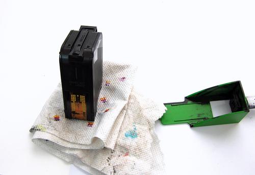 Заправка цветных струйных картриджей HP - Форум Сириус - Торез