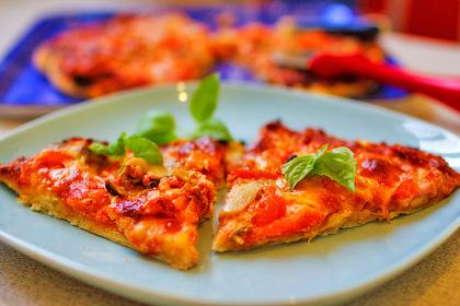 Легка, как пицца. Как превратить пиццу в диетическое блюдо