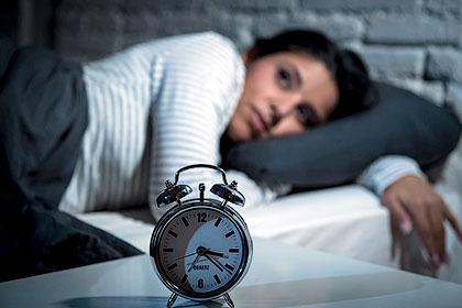 Нарушения сна - причины, диагностика и лечение