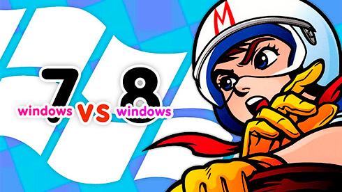 Тест быстродействия операционных систем: Windows 8 против Windows 7