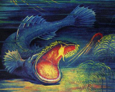 Галатеатаума - Морские чудовища из глубин