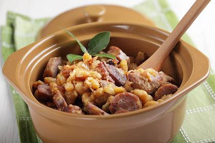 Как готовить блюда в горшочках?