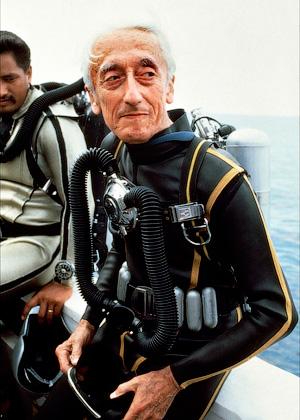 Жак-Ив Кусто - король подводного мира