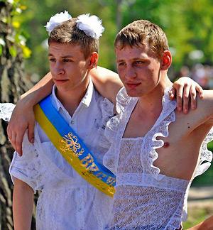 Стресс от преждевременного выпускного. Евро 2012 «выгнал» учеников из школ