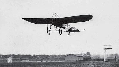 Полет на борту Блерио - Первые Русские Авиаторы