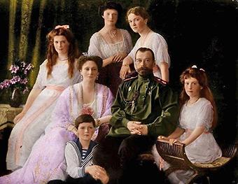 5 новых версий расстрела семьи Романовых - Форум Сириус - Торез