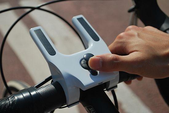 Магнитола для велосипеда