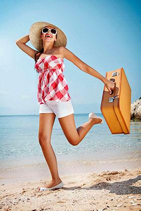 Из отпуска без лишних килограммов