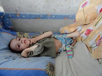 Максим - Торезский интернат для детей-инвалидов - Форум Сириус - Торез