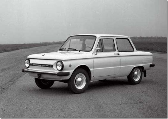 Народный автомобиль - ЗАЗ