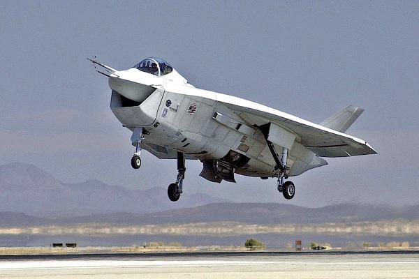 Х-32 - попытка корпорации «Боинг» - Невидимые самолеты истребители