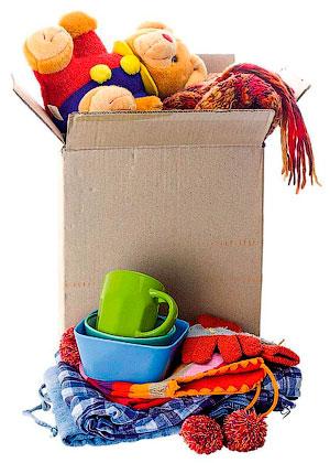 Куда отдавать вещи, которые вам больше не нужны?